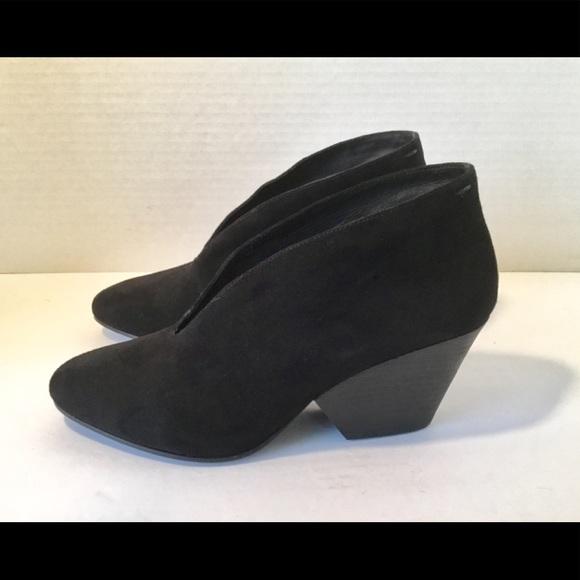 478e64ed5739 Eileen Fisher Shoes - Eileen Fisher Iman Cutout Wedge Bootie